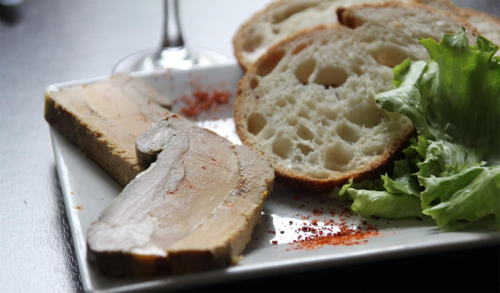 Notre foie gras maison